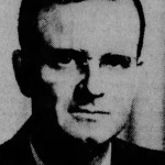 Arthur W.D. Harris 1946-47